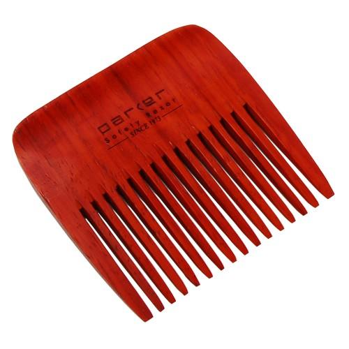 Parker Rosewood Beard Comb